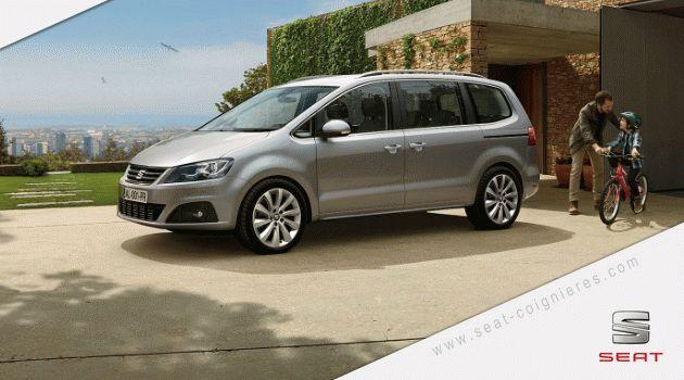 SEAT Alhambra : offre argus + 6000 euros ! #SEAT #Alhambra #Monospace #automobile #voiture
