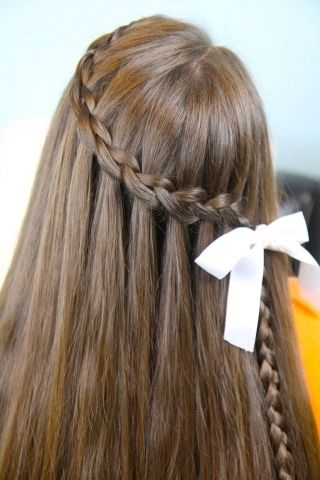 Cool Hairstyles For Girls For School Photos