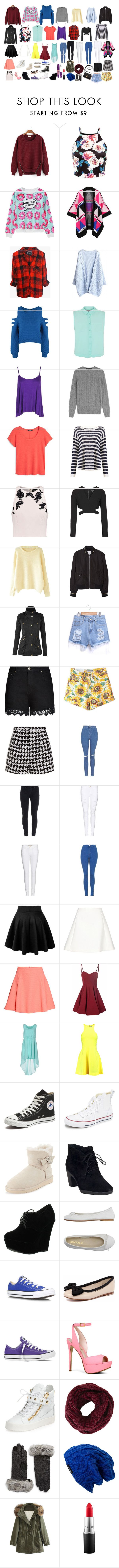 """Untitled #47"" by melstar101 ❤ liked on Polyvore featuring WithChic, Rails, WearAll, Boohoo, Ralph Lauren Black Label, MANGO, NOIR Sachin + Babi, Topshop, City Chic and Emma Cook"