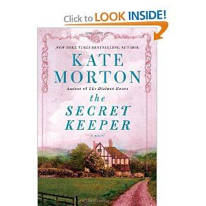 The Secret Keeper by Kate Morton. A beautiful book that starts with a 16-year-old witnessing a murder committed by her mother in the early sixties. In 2011 as her mother is dying, she and her younger brother go searching for clues. Book goes back and forth between WWII and 2011. A great read.