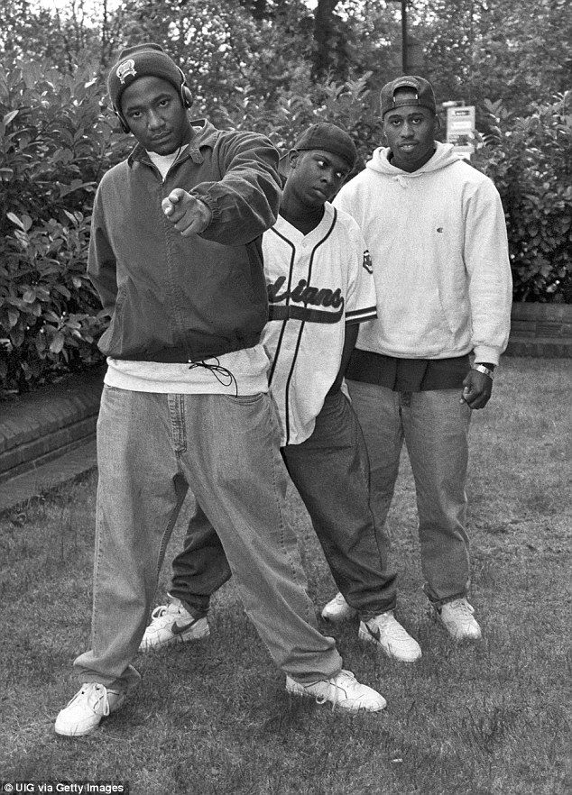 Q-Tip and Taylor met at two years old and grew up in the same neighborhood before forming A Tribe Called Quest together