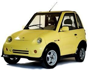 Reva....India's First Electric Car