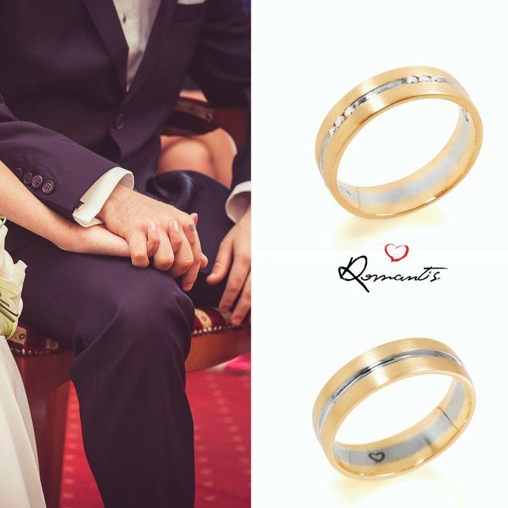 Um sonho tornado realidade, uma história verdadeira e pura, é o que se sente quando vivemos um amor eterno! // Un sueño hecho realidad, una historia verdadera y pura, es lo que se siente cuando vivimos uno amor eterno! #romantis #romantisjewelry #jewelry #casamento #wedding #aliançadecasamento #aliançasromantis #romantis #romantisjewelry #jewelry #boda #alianzadematrimonio #alianzasromantis #anillos #sortijasdepedida #pedida #tecasas ALR3828/ALR3629