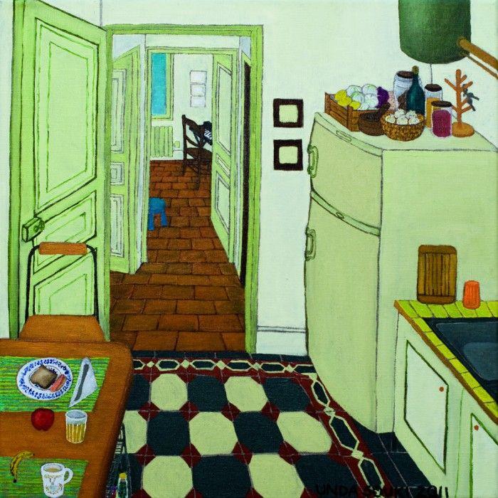 Rosa Maria Unda Souki artist works | Galerie Dukan