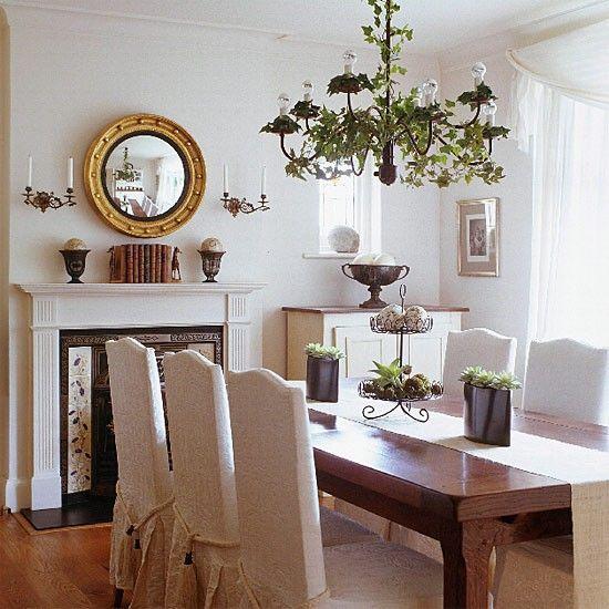Esszimmer Wohnideen Möbel Dekoration Decoration Living Idea Interiors home dining room - Ein klassisches Esszimmer