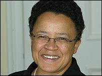 Linda Dobbs - 1st black person to be appointed as a High Court Judge in the UK 2004