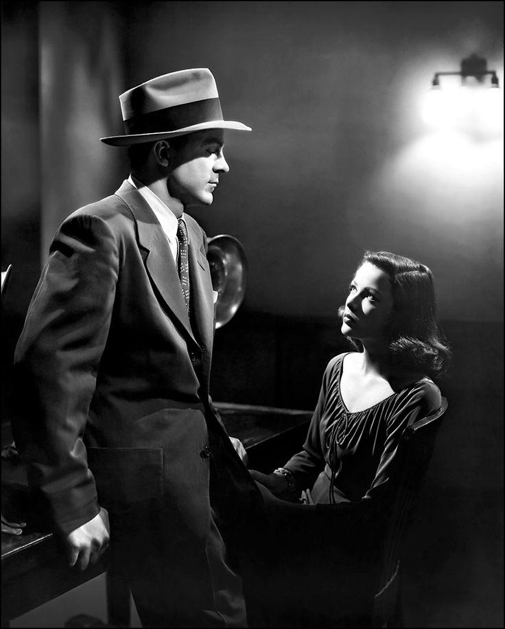 Film Analysis Laura 1944 mise-en-scene