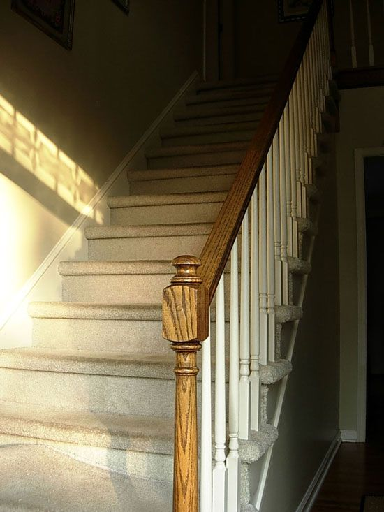 17 best ideas about redo stairs on pinterest tile on for Ideas for redoing stairs