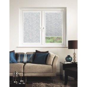 Japonica ASC Silver Perfect Fit Pleated Blind