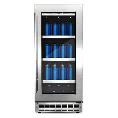 Danby Silhouette Professional Built-In Beverage & Wine Center