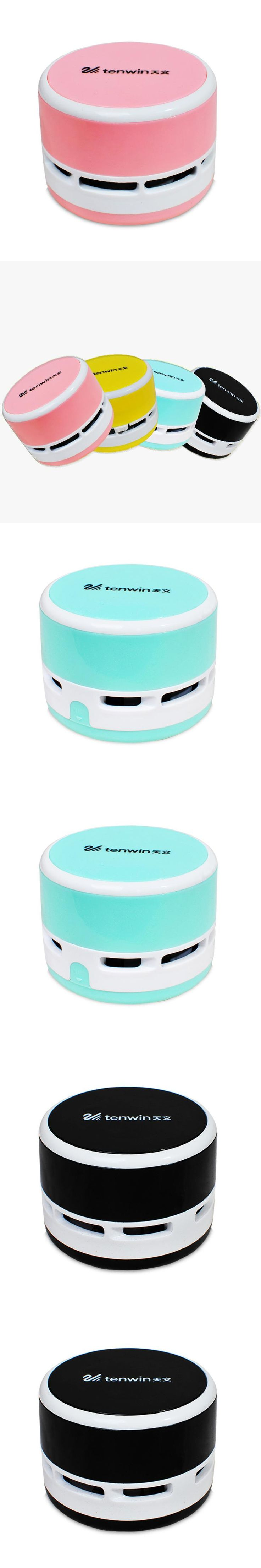 2017 New Cute Mini Vacuum Cleaner Desk Table Dust Keyboard Dust Vacuum Cleaner Sweeper Small Vacuum Hand Held Sweeper For Home