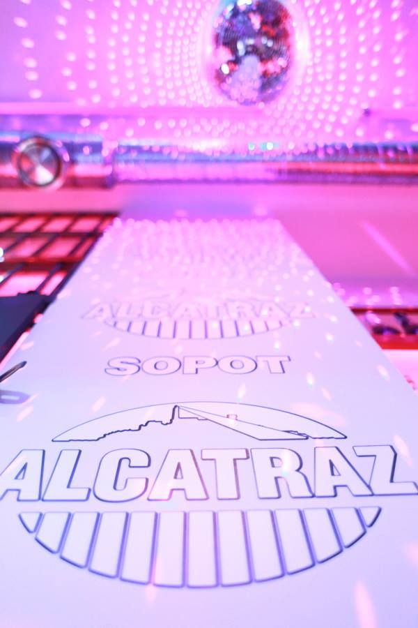 Alcatraz Bar Sopot, best place in Sopot, dobre miejsce na imprezkę w Sopocie, Sopot good place for party