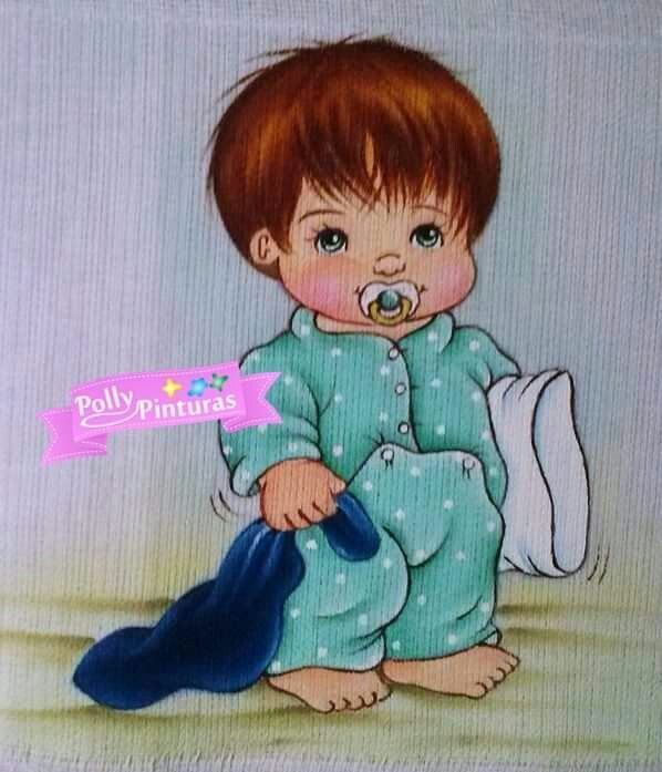 Pintura em tecido para bebês | fraldas | para meninos | salvo de polly pinturas Facebook