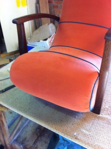 Vintage Sleepy Hollow Chair Oh I Love The Colour Of This Chair AU $1,250.00  Original 1940u0027s