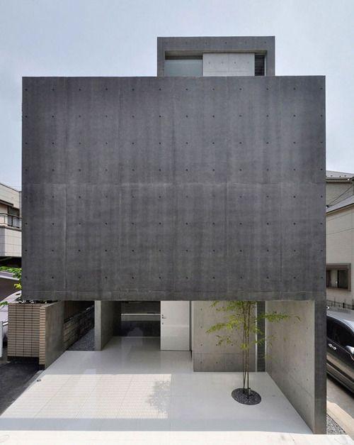 17 Best Ideas About Concrete Facade On Pinterest Facade Com Wood Facade And Facades