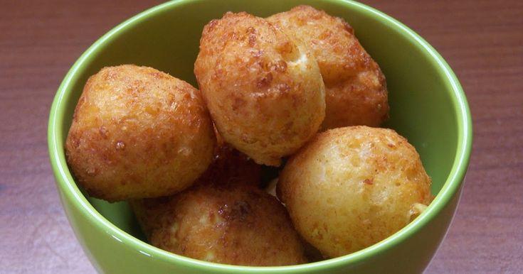 farkaselet: Gluténmentes sajtos-túrós golyók (sósan)