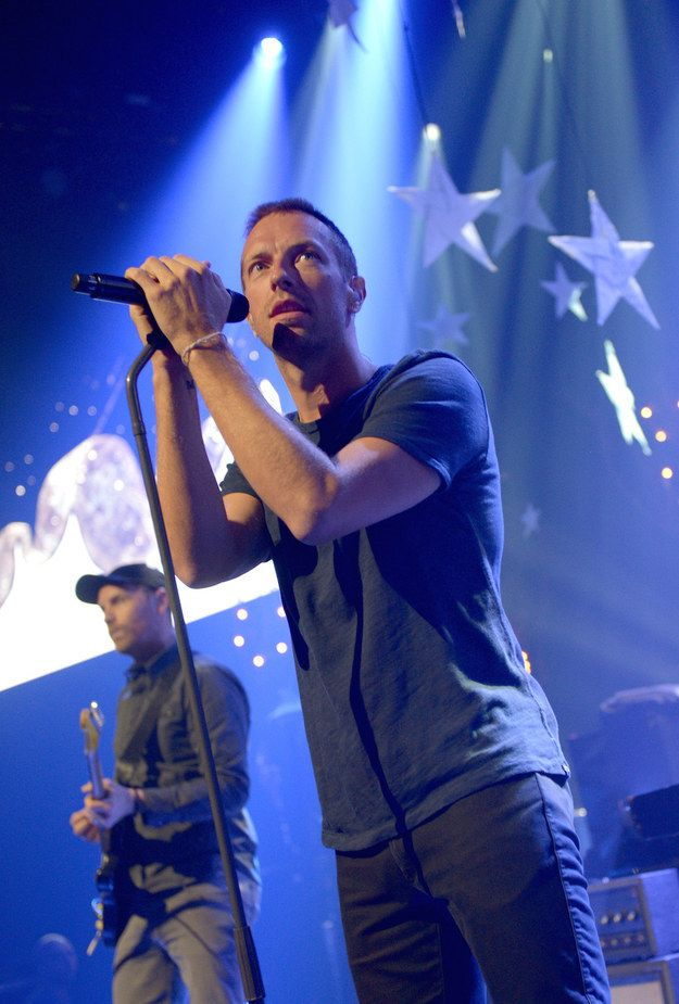 17 Reasons You Really Should Go See Coldplay Live