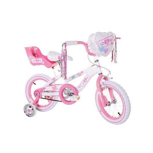 Bike Girls Toys For Birthdays : Maybe pink avigo inch girls bike you and me toys r