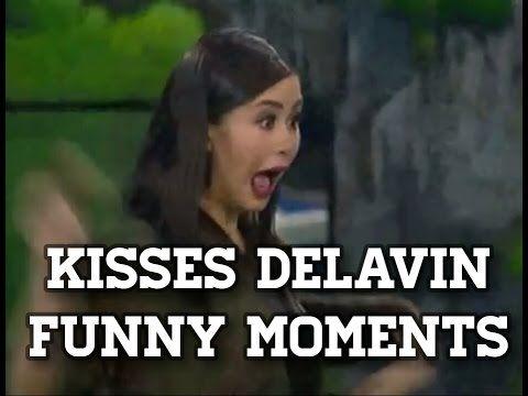 PBB Kisses Funny Moments - YouTube