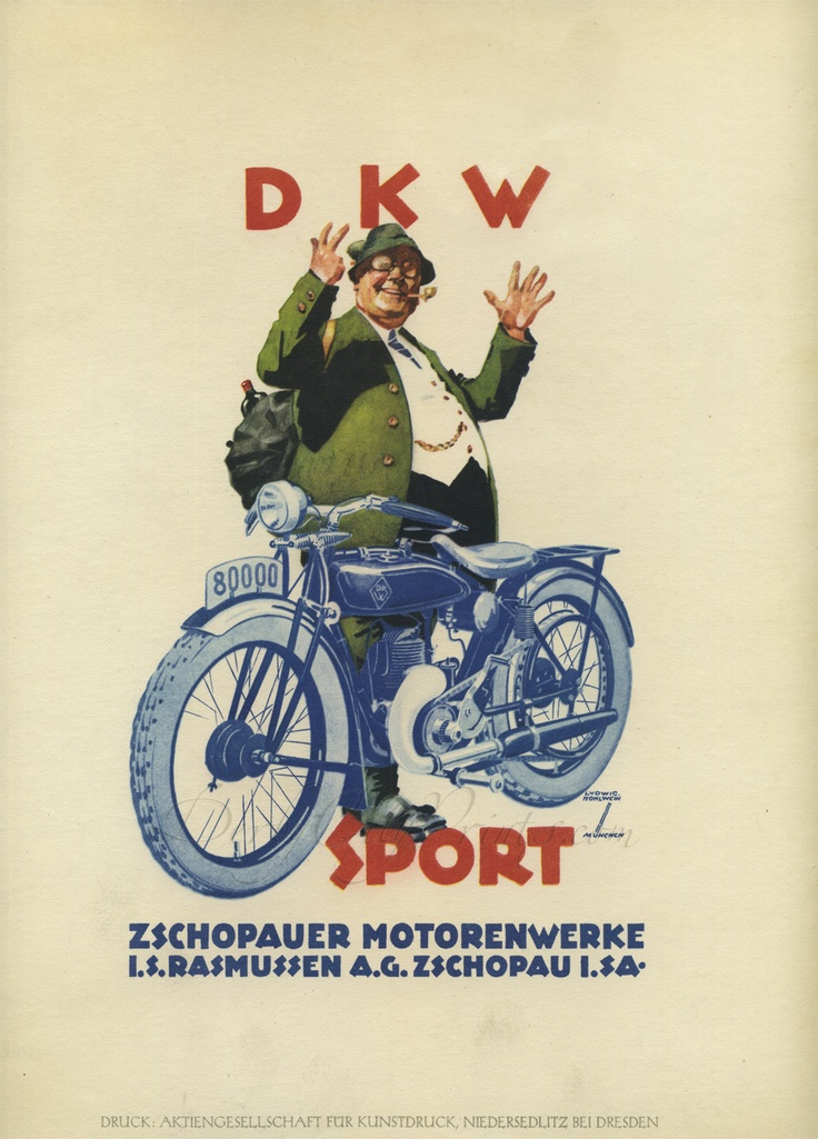 Ludwig Hohlwein Poster
