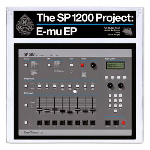 The SP1200 Project By Lord Finesse #sp1200 #emusp1200 #hiphopbeats #beatmaker #rapmusic #12bit
