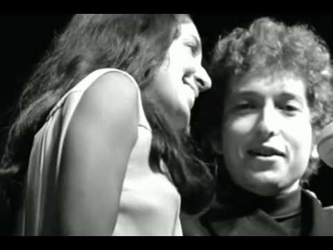 Bob Dylan and Joan Baez - It ain't me babe.  www.AnticoUsatoShop.com