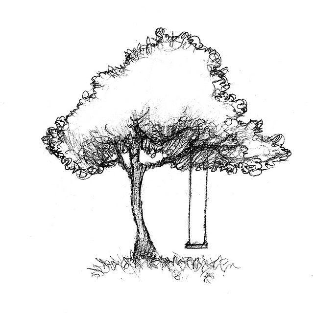 tree-n-swing by Lavatican, via Flickr