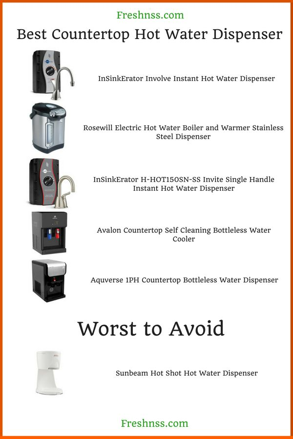 Pin On Hot Water Dispenser Reviews