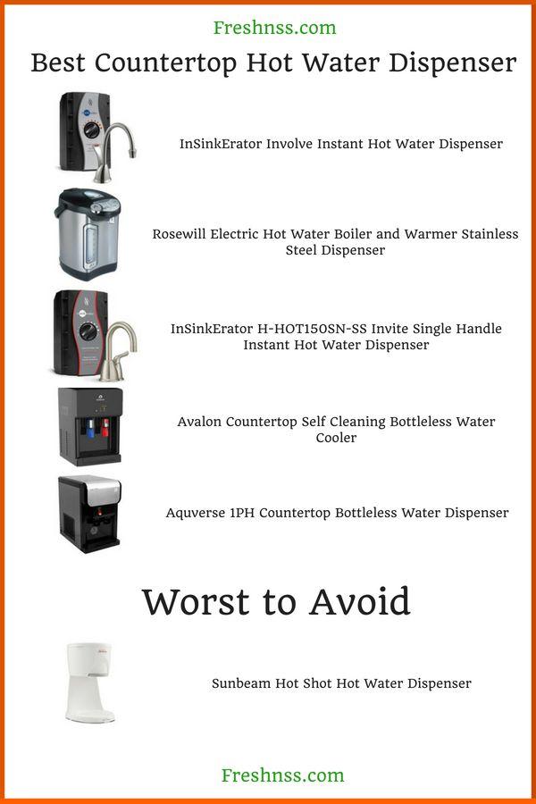 Pin On Hot Water Dispenser Reviews
