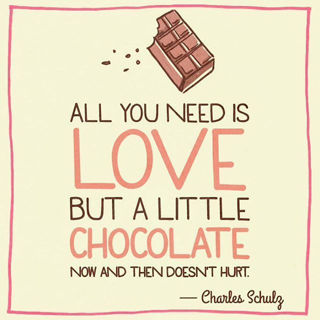 Chocolate Cake Funny Quotes
