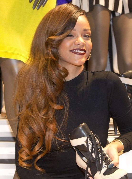 Rihanna S Hair Everything Beauty In 2019 Rihanna Hair