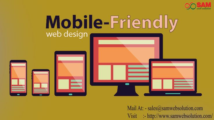Mobile Friendly Website Designing Company in India Best place to create an amazing mobile friendly website, we innovate the latest technology HTML5 and CSS3 in designing mobile friendly websites.