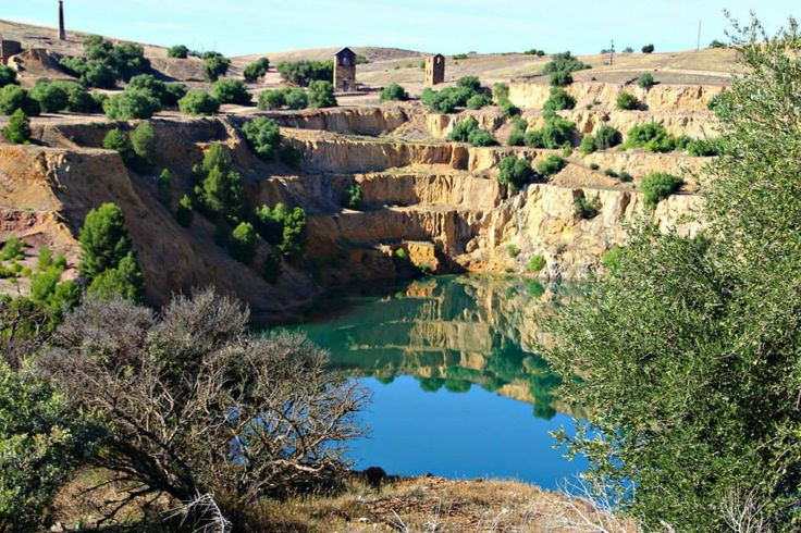 Burra mine, South Australia