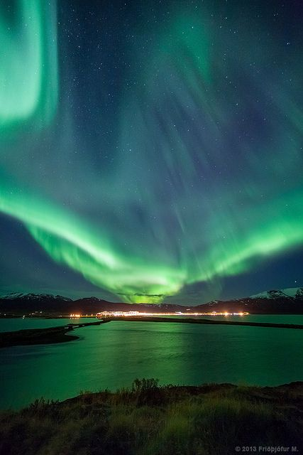 Northern Lights  Iceland. I want to go see this place one day. Please check out my website thanks. www.photopix.co.nz