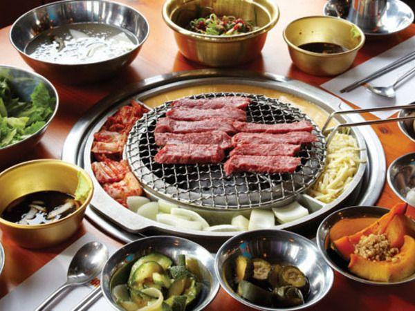 The Top 9 Korean BBQ Restaurants in America!