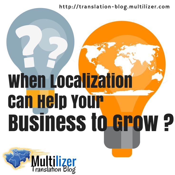 When Localization Can Help Your Business to Grow