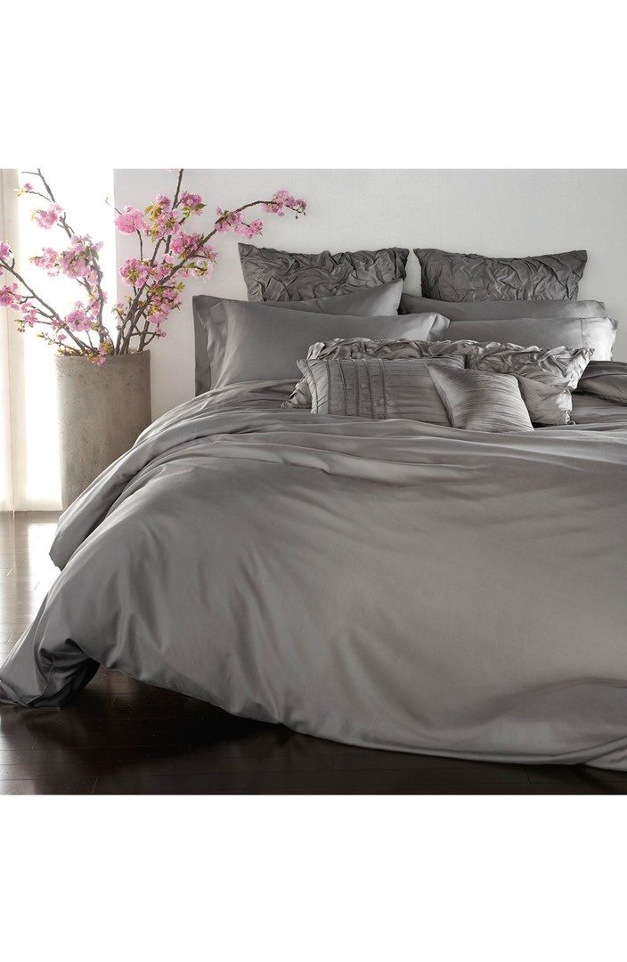 donna karan collection u0027silk habutai silk duvet cover