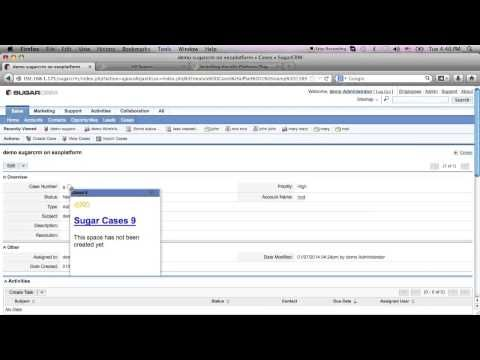 Installation Guide for the eXo Platform Plugin for SugarCRM