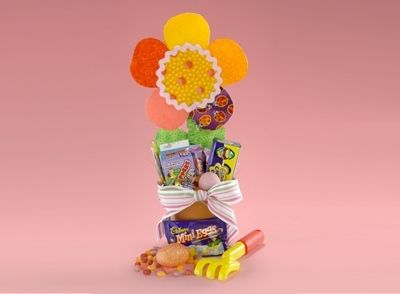 85 best easter crafts images on pinterest easter ideas easter building a last minute easter basket try our cute idea for a flowerpot basket negle Image collections