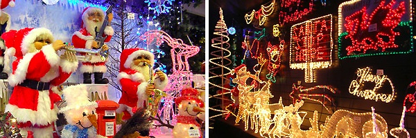 Where to buy Christmas decorations online