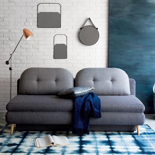 15 canapés-lits pratiques et tout confort