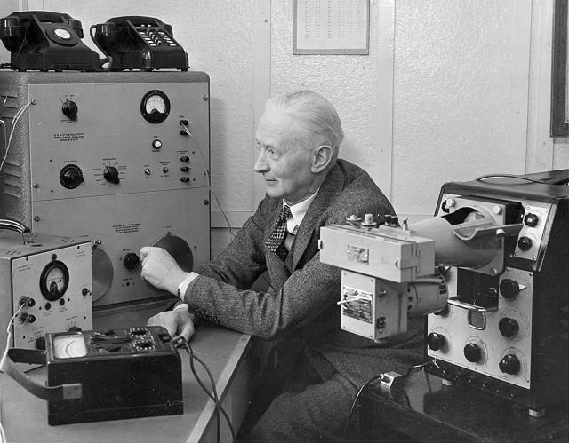 Fascinating tale of 'father of hi-fi' Gilbert Briggs (From Bradford Telegraph and Argus)