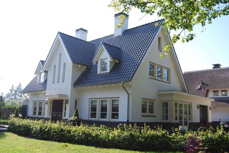 Meer dan 1000 ideeën over Witte Buitenkant Huizen op Pinterest ...