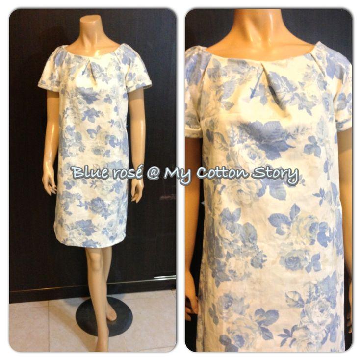 Blue Rosé -My Cotton Story-