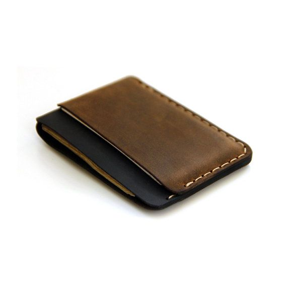 Leather Slimfold Wallet - Jungle Love by VIDA VIDA MbOqOPQrNb