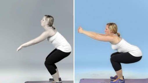 8 fitnessoefeningen die bijna iedereen verkeerd doet - HLN.be