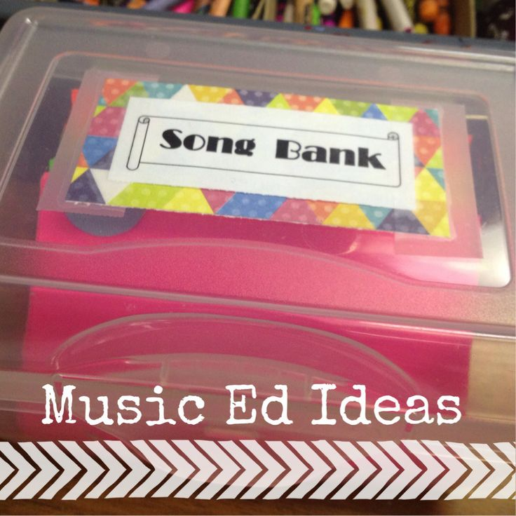 Traveling music teacher describes some organizational strategies...like the index car idea!