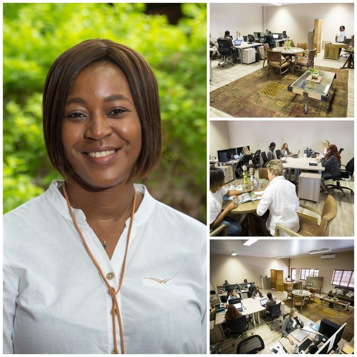 Meet Miriam Tichapondwa-Vasco, newly-appointed Business Unit Manager for our Maun Travel Shop.