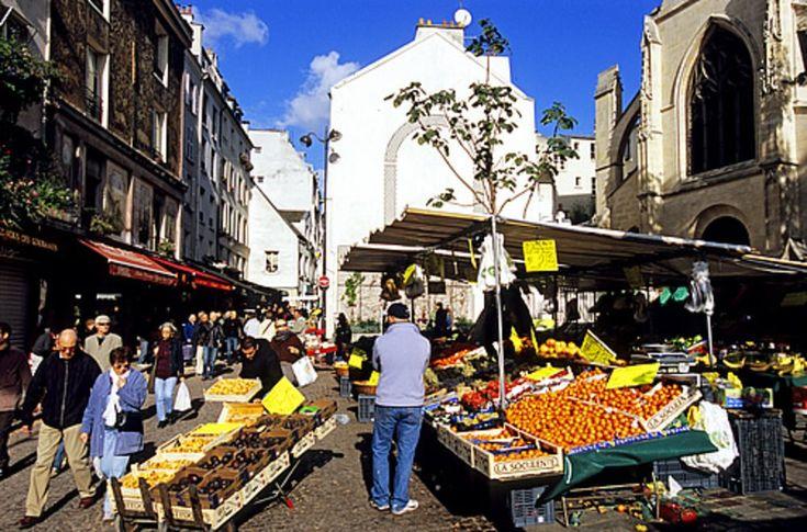 Rue de Mouffetard