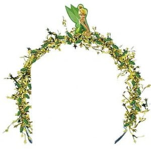 Tinker Bell Headbands 4ct by Factory Card and Party Outlet -- favors